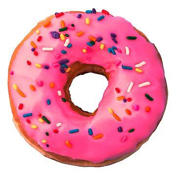 Sprinkle Doughnut by ericbracewell
