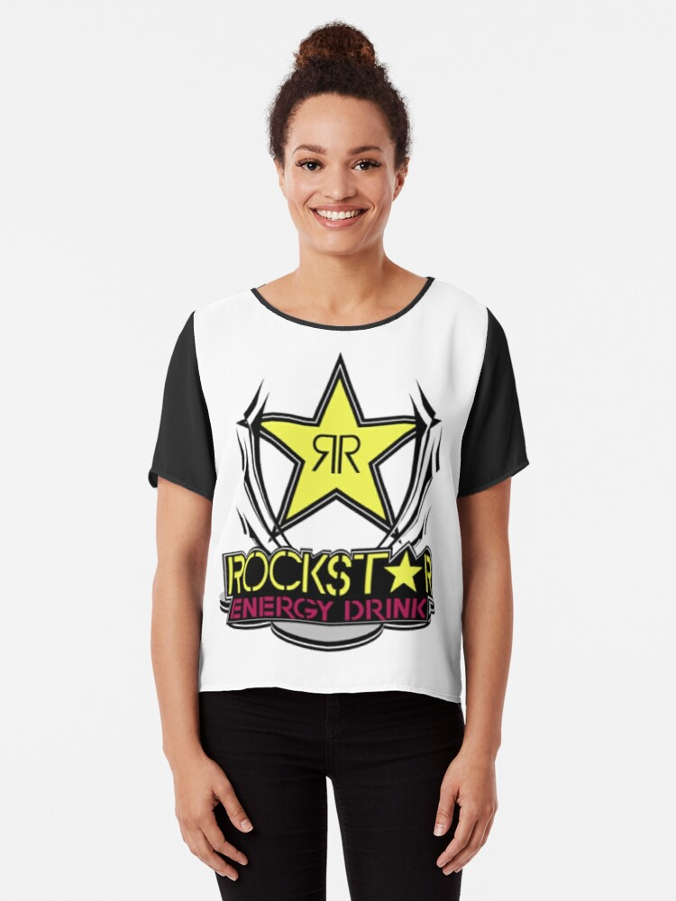 NOT Baby Rockstar Energy Drink Shirts Toddler Cotton Tee