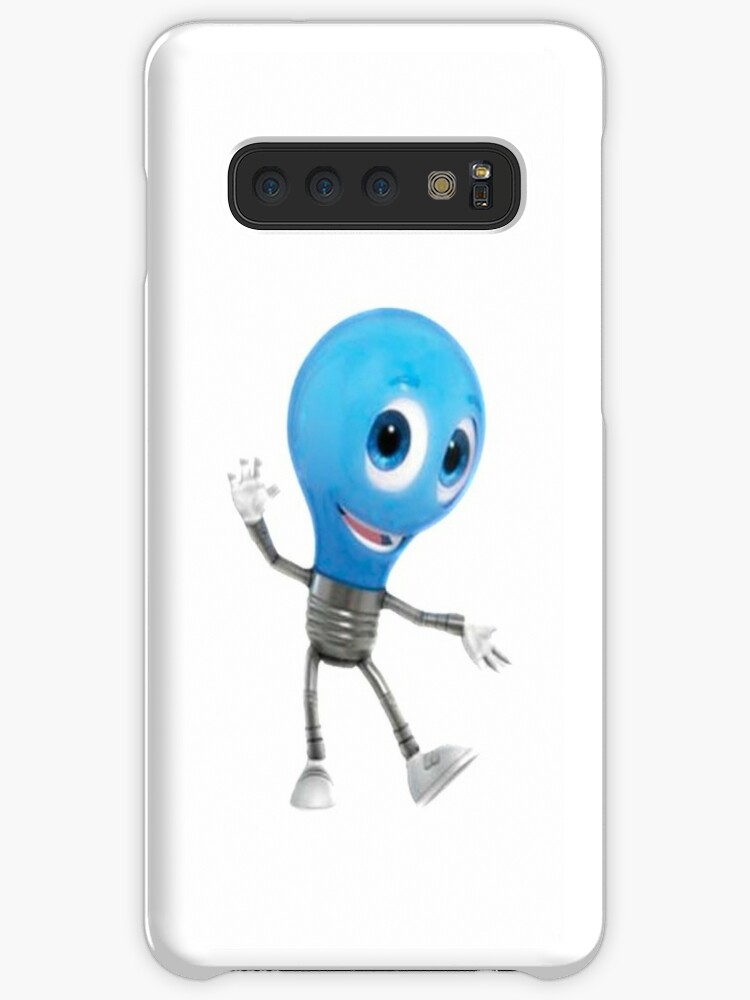 buy online 5551e 4a111 'Kmart Blue Light Special Guy' Case/Skin for Samsung Galaxy by freakyferry