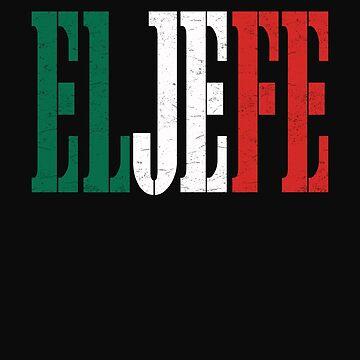 El Jefe by 2djazz