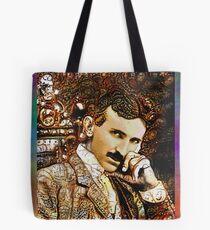 Tesla Powered Tote Bag