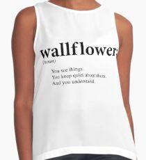 Wallflower Contrast Tank