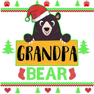 grandpa bear by ZEETEESAPPAREL