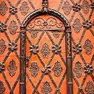 Czech Door by Rae Tucker