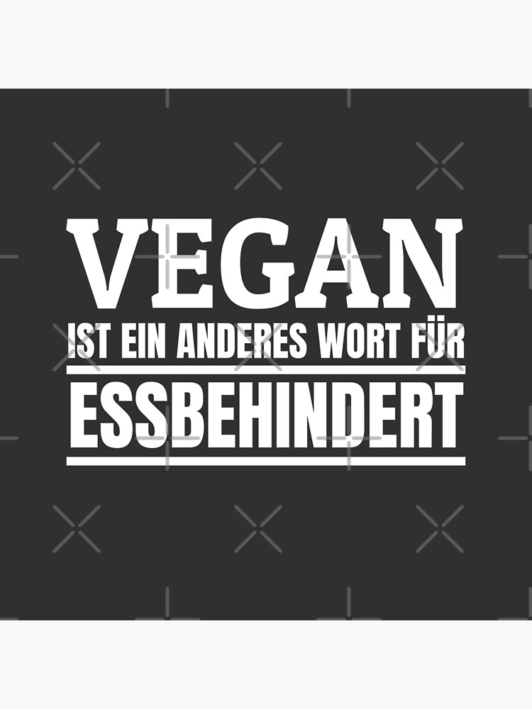 Witz veganer Veganer sind