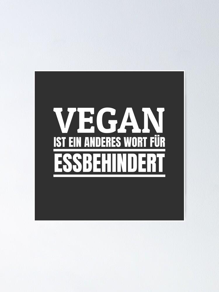 Witz veganer Vegetarier und
