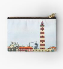 Lighthouse of Aveiro (Portugal) Studio Pouch