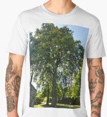 At Duddingston Kirk Men's Premium T-Shirt