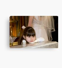 Wedding Photography Canvas Print