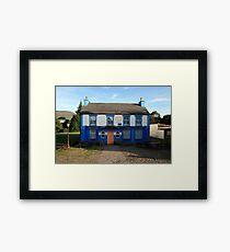The South Pole Inn Framed Print