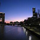 River Lights by vonb