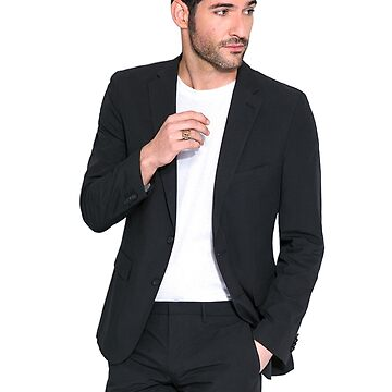 Tom Ellis by NessaElanesse