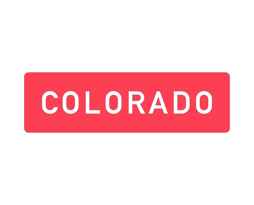 Colorado R by Seven Red