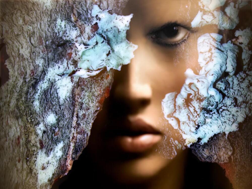 Peeling Away of Feeling by Carmen Holly
