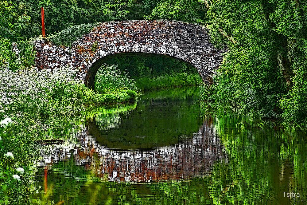 Welsh water crossing by Tsitra