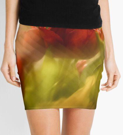 Tulip in the Spotlight Mini Skirt