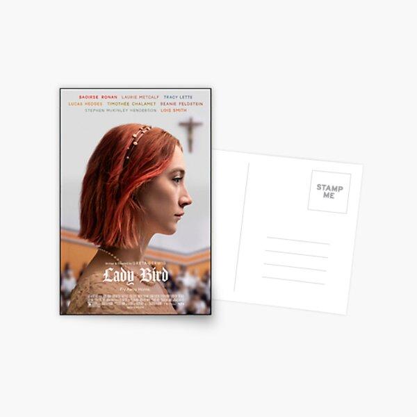 ladybird film poster Postcard