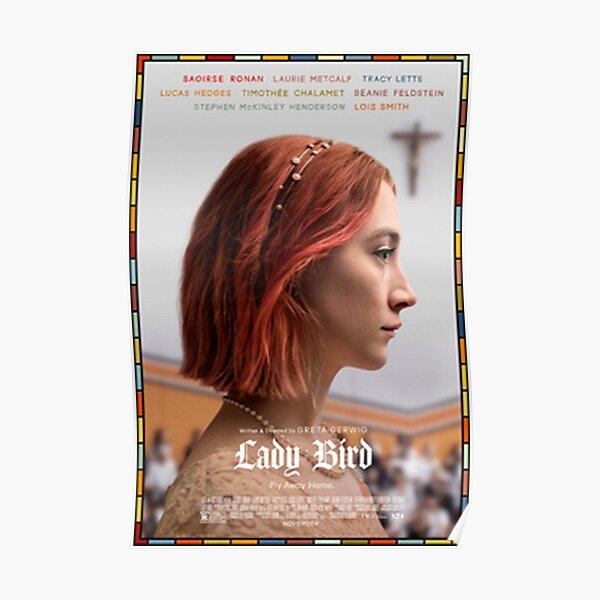 ladybird film poster Poster