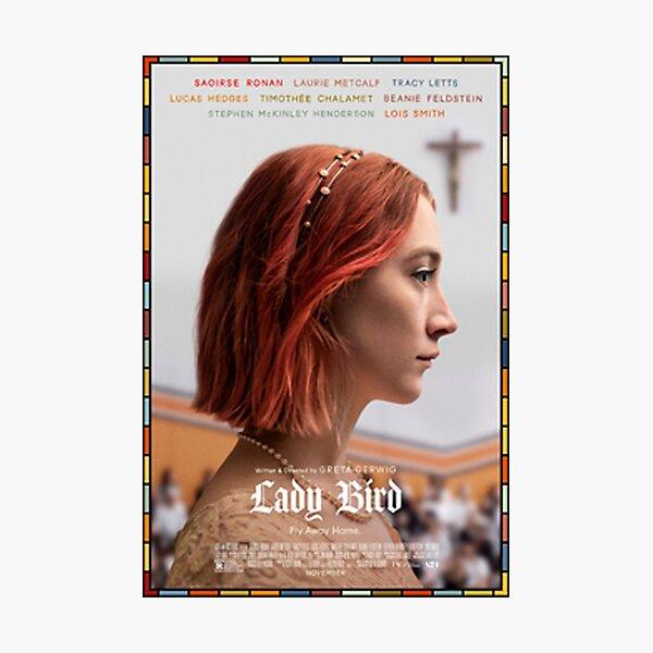 ladybird film poster Photographic Print