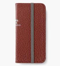 hermes calfskin texture iPhone Wallet/Case/Skin