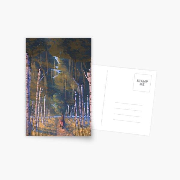 a new path Postcard