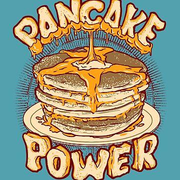 Pancake Power by PartyHunter