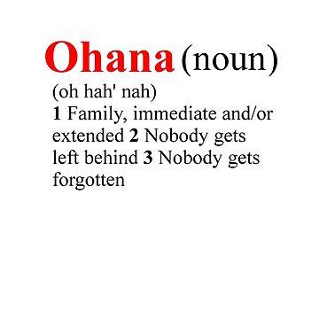 Ohana by rose511