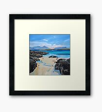 Sanna Bay 2 Framed Print