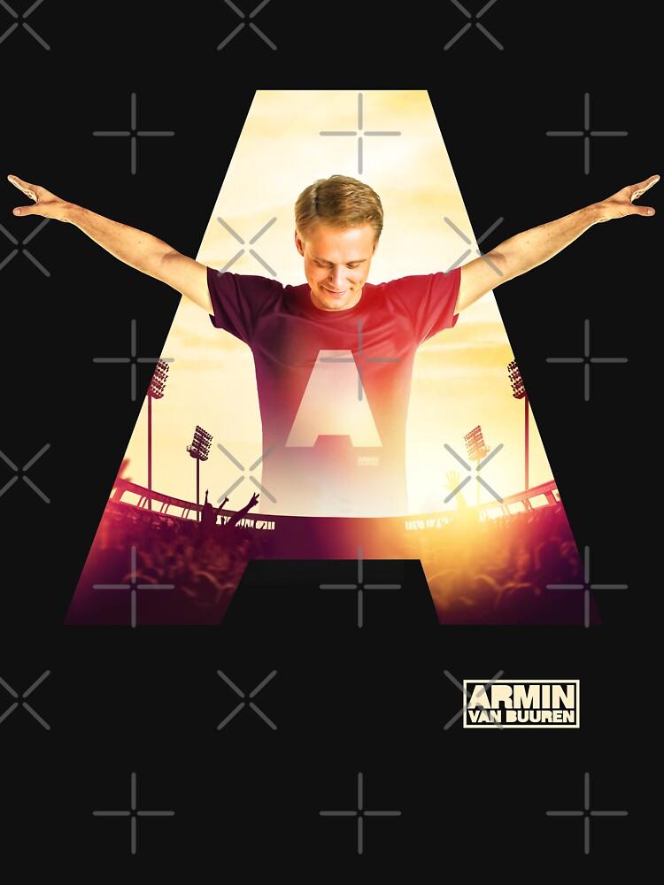 Armin Van Buuren  by Okami-shirt