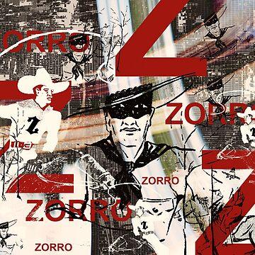 PEOPLE #Zorro Don Diego de la Vega by Mauswohn