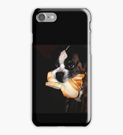~Bread Thief~ iPhone Case/Skin