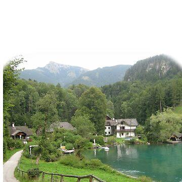 Idyllic Austria by DAscroft