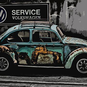 Ratlook Beetle Volks Garage by benbdprod