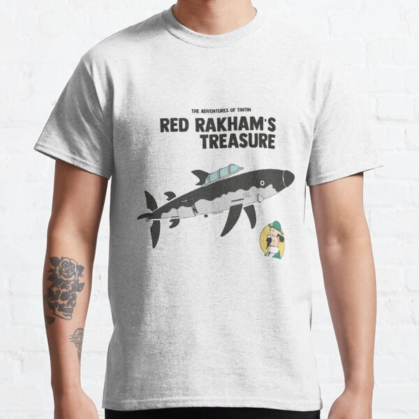 Red Rakham's Treasure Classic T-Shirt