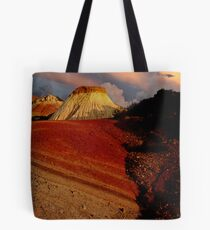 Ancient Continent Tote Bag