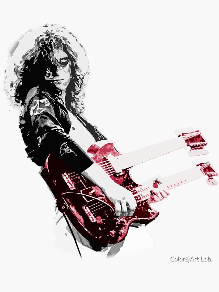 Rock Fanart - C&A Music by ColorandArt-Lab