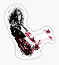 Rock Fanart - C&A Music Sticker