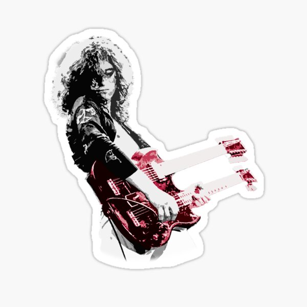 Rock Fanart - C&A Music Sticker