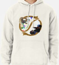 The Creator and The Destroyer Pullover Hoodie