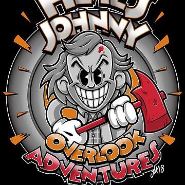 Overlook Adventures by JakGibberish