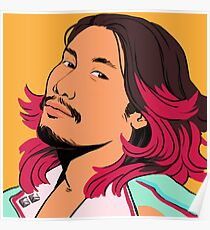 LIJ - hiromu Poster