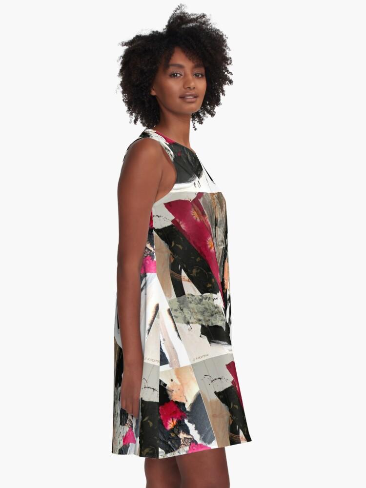 Alternate view of Evening Splendor 1 A-Line Dress