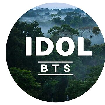 IDOL BTS by redkpopstore