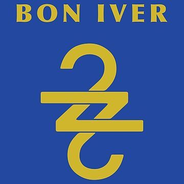 Bon Iver by droppedpiano