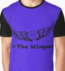 I'm The Wingman Graphic T-Shirt