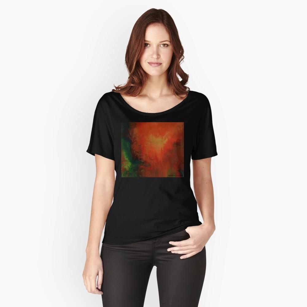 Firestorm Women's Relaxed Fit T-Shirt Front