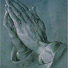 Dürer.. Betende Hände..Praying Hands..1508 by edsimoneit