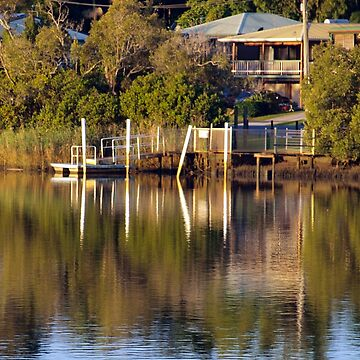 Tumbulgum Jetty by Wayne48