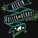 Heckin Roller Derby by NoxSkateCo