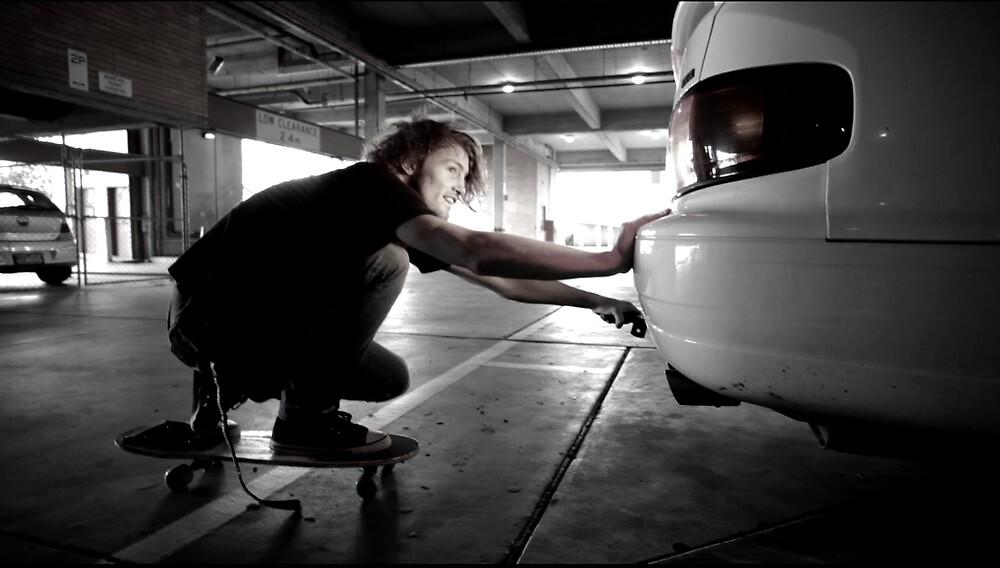 SKATE CAR by Harley